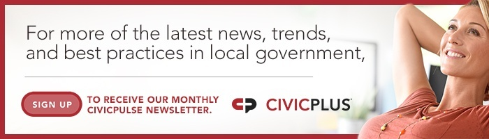 Sign up for the CivicPulse Monthly Newsletter