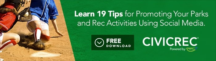 Learn 19 Tips for Promoting Your Parks and Rec Activities Using Social Media