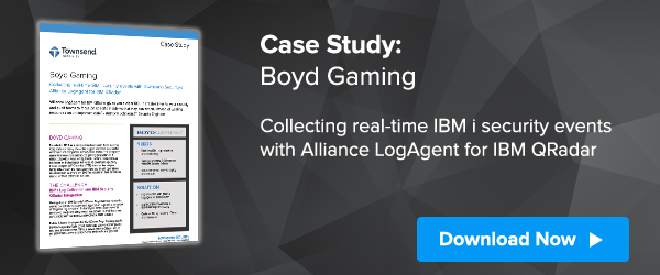 IBM i QRadar SIEM Case Study