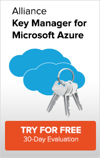 Encryption Key Management for Microsoft Azure