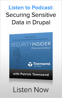 Securing Sensitive Data in Drupal