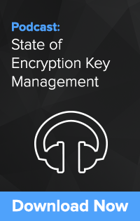 State of Encryption Key Management