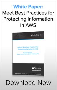 Protecting Best Practices for Protecting Information in AWS