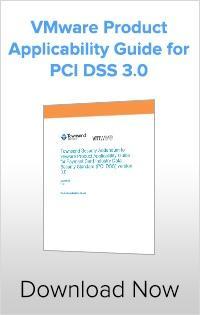VMware Encryption Key Management PCI