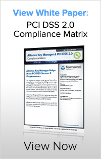 PCI DSS Encryption Key Management Compliance