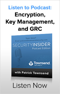 encryption, key management, grc, governance, risk, compliance