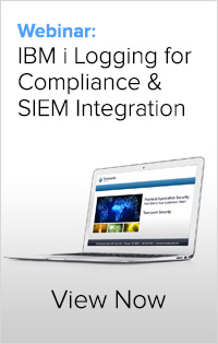 IBM i Logging for Compliance & SIEM Integration