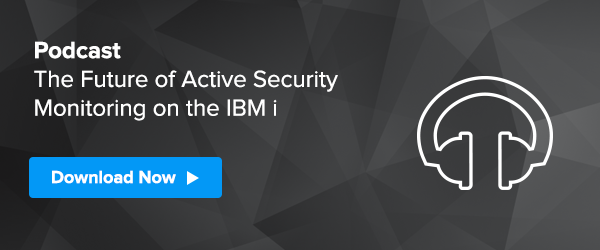 The Future of Active Security Monitoring on the IBM i