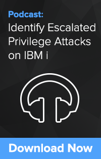 Identify Escalated Privilege Attacks on IBM i