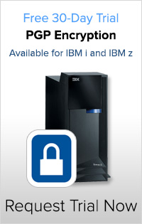 PGP Encryption Trial IBM i