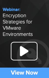 Encryption Strategies for VMware Environments
