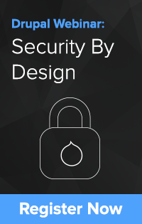Security By Design Webinar