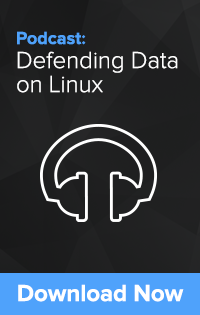 Defending Data on Linux Podcast