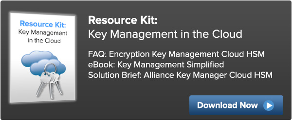 Key Management in the Cloud Resource Kit