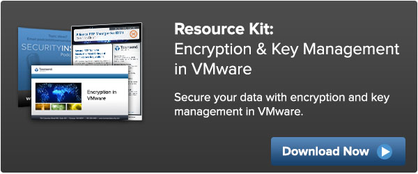 Resource Kit: Encryption and Key Management in VMware