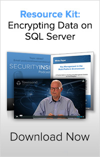 SQL Server Resource Kit on Encryption & Key Management