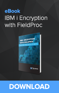 IBM i Encryption with FieldProc