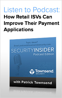ISV payment application security