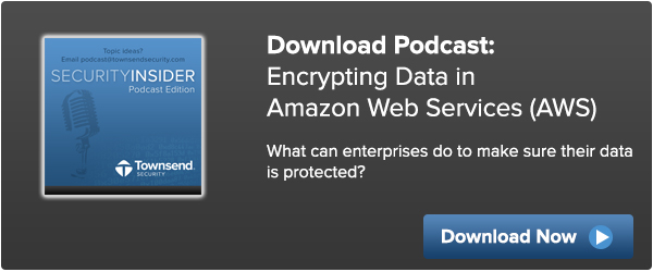 Encrypting Data in AWS