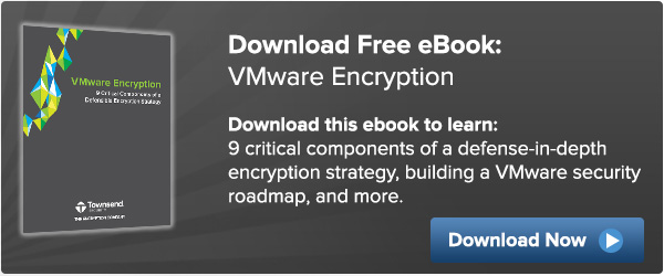 VMware Encryption eBook