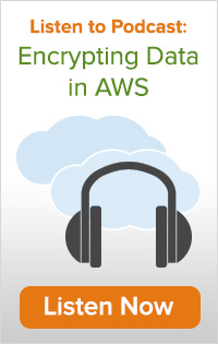 Encrypting data in AWS - What You Need to Know