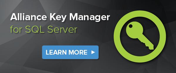 Alliance-Key-Manager-for-SQL-Server