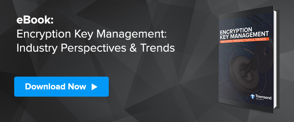 Encryption Key Management Trends Perspectives