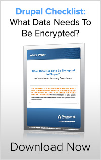What Data Needs To Be Encrypted In Drupal?