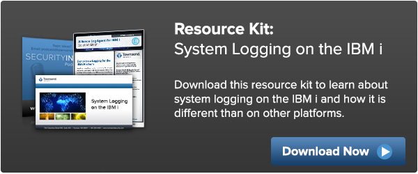 Request your System Logging Resource Kit