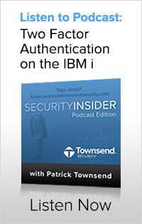 Podcast - Two Factor Authentication on the IBM i