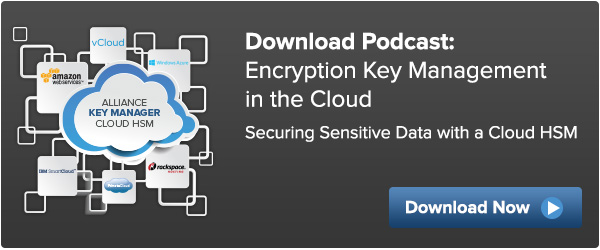 Encryption Key Management in the Cloud