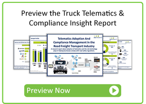 Preview the latest Telematics & Compliance Insight Report