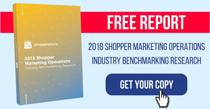 Shopper Marketing Industry Benchmarking Report