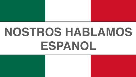 Nostros Hablamos Espanol