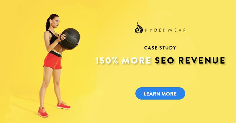 Ryderwear Case Study