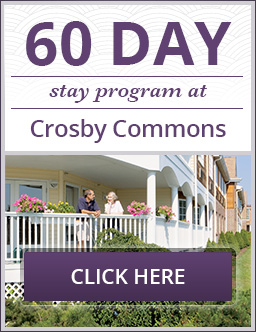 Assisted Living 60 Day Stay at Crosby Commons at Wesley Village in Shelton CT