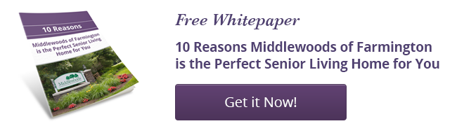 Middlewoods of Farmington Senior Living Ebook