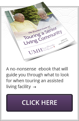 Touring a Senior Living Community - UMH