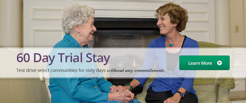60 Day Trial Stay - Assisted Living Communities