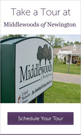 Tour Middlewoods of Newington