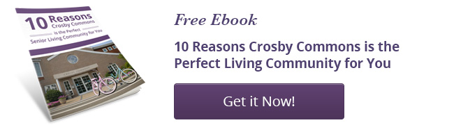 Crosby Commons Senior Living Ebook