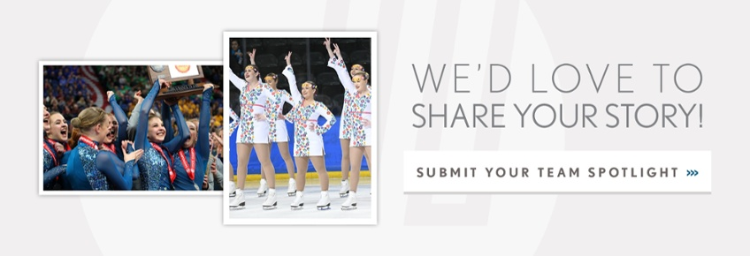 We'd love to share your story! Submit your team spotlight!