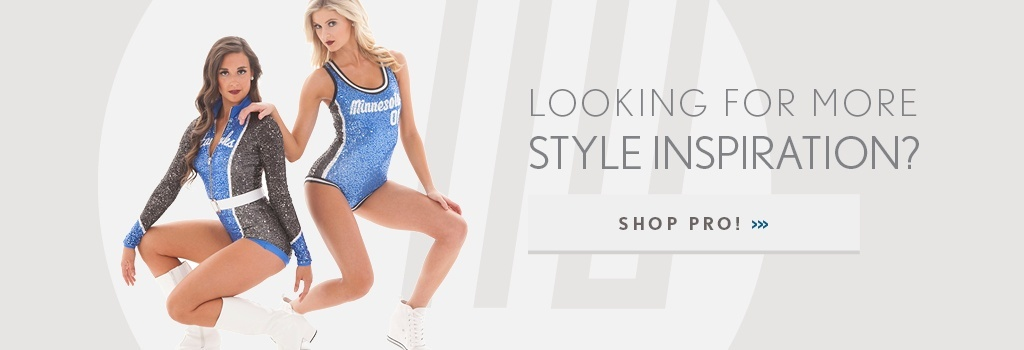 Style Inspiration - Shop Pro Button