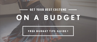 get your best costume ever -- on a budget!