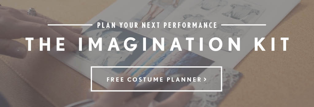 Free Costume Planner - The Imagination Kit