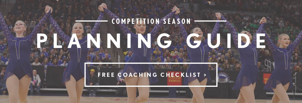 Bring on the Competition Season! Free Planning Guide >>>