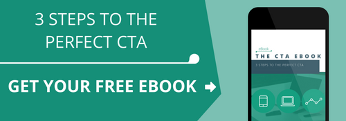 Download free eBook 3 steps to the perfect CTA