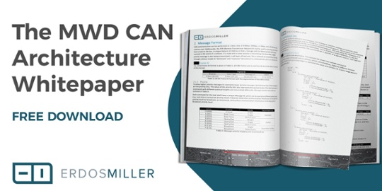 MWD CAN Architecture Whitepaper