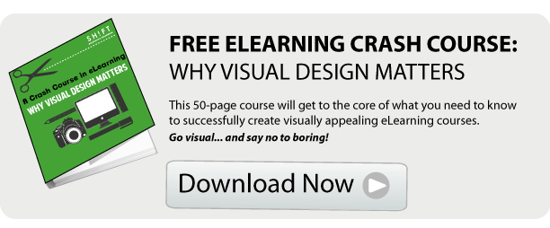 eLearning visual design course
