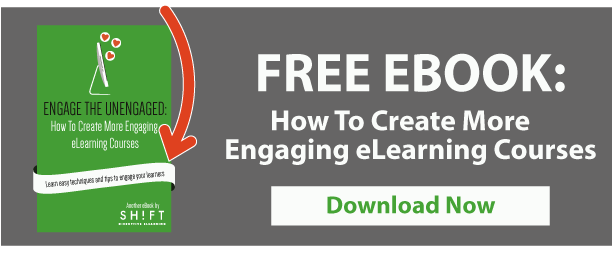 engaging eLearning courses